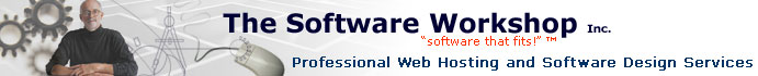 The Software Workshop inc. - software that fits! �
